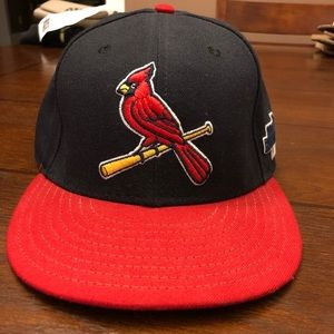 Men's Fitted St. Louis Cardinals Hat